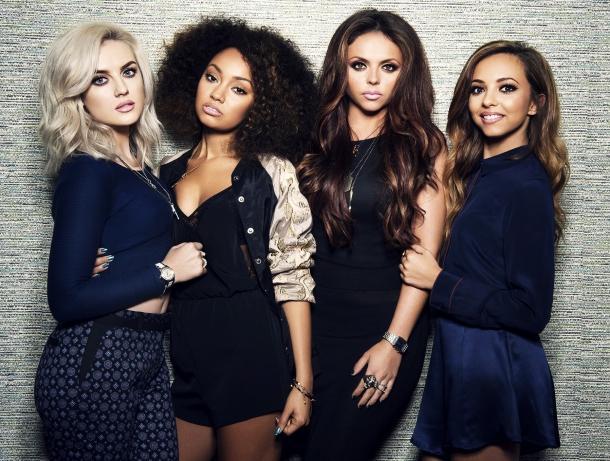 Little Mix revela adelanto de una nueva canción