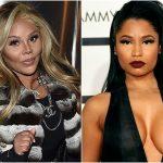 Lil' Kim intenta terminar su conflicto con Nicki Minaj