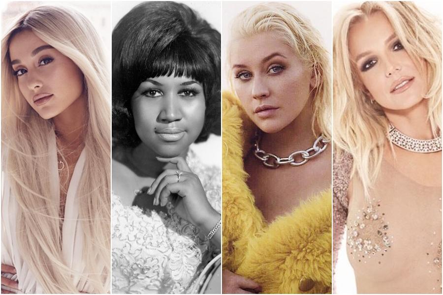 Artistas rinden homenaje a Aretha Franklin