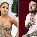 Ariana Grande respondió a fan que aseguró que ella engañó a Mac Miller