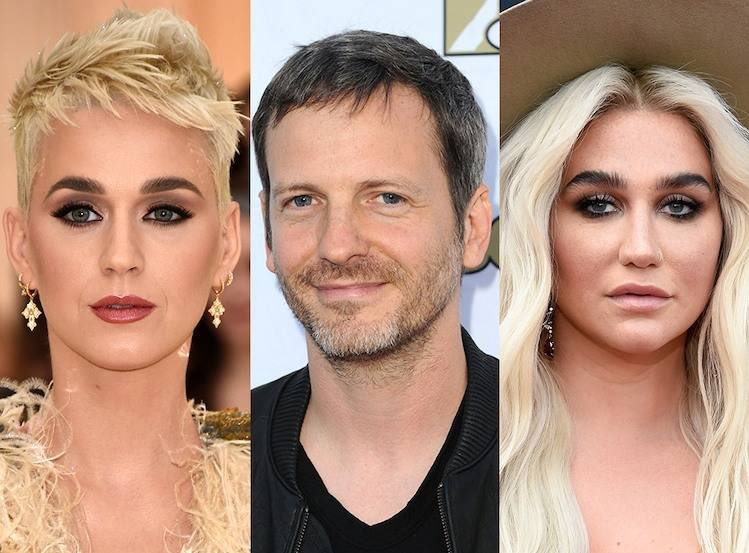 Katy Perry niega que Dr Luke la haya tocado de manera inapropiada
