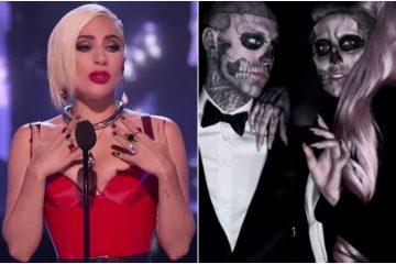 """Lady Gaga lamenta la muerte de 'Zombie Boy' del vídeo de """"Born This Way"""""""