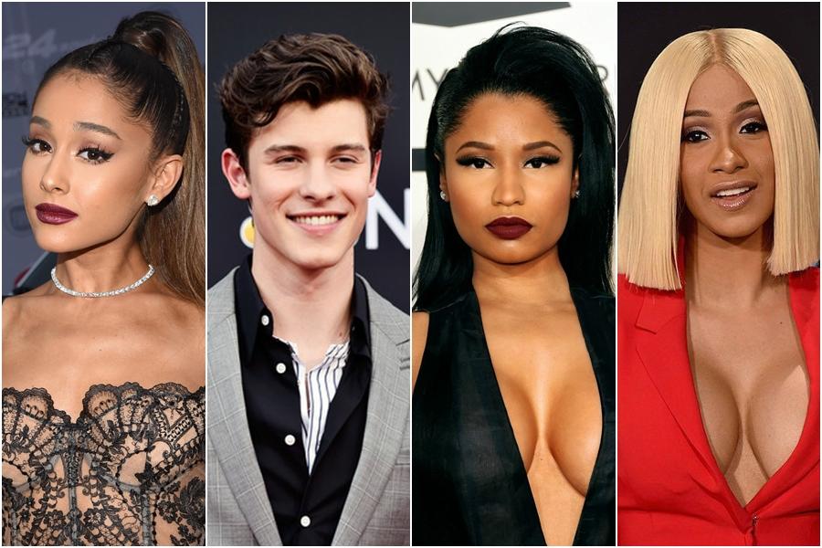 Revelan donde se sentarán los artistas en los MTV VMAs 2018