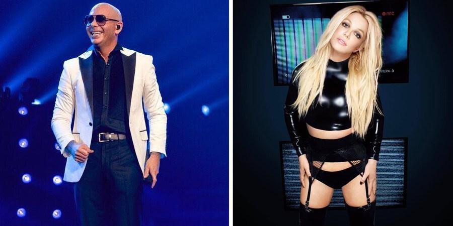 Confirman lanzamiento de colaboración de Pitbull con Britney Spears