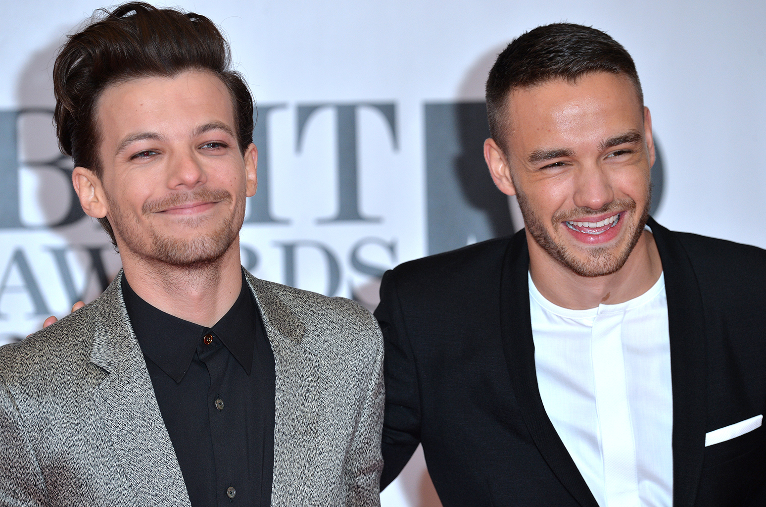 Liam Payne y Louis Tomlinson se reunen para el Stand Up to Cancer 'Gogglebox'