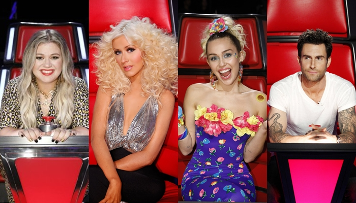 Revelan los artistas que han cobrado más por temporada de The Voice