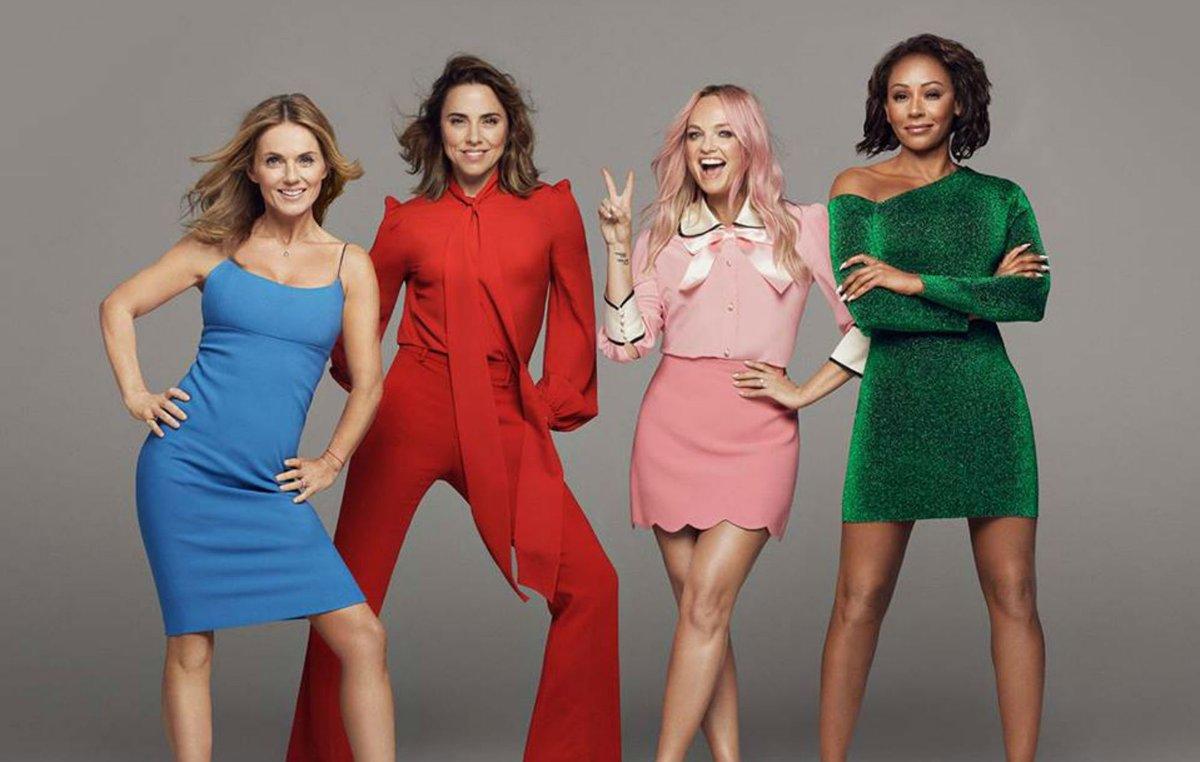Las Spice Girls rompen récord con su regreso