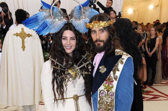 Lana del Rey y Jared Leto son los nuevos embajadores de Gucci