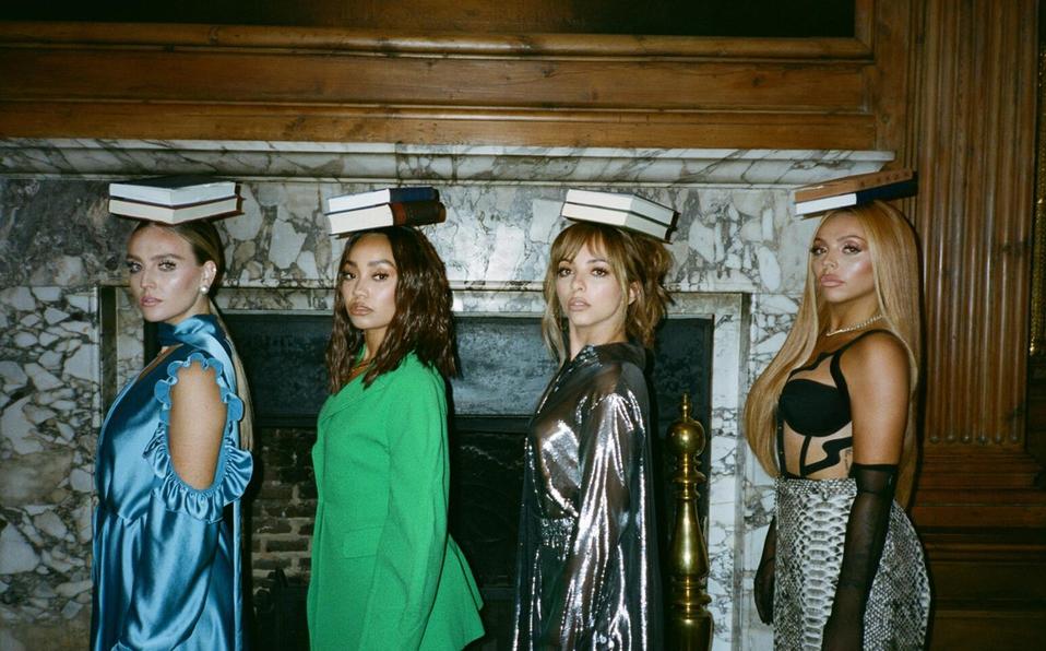 Little Mix rompe un record histórico de las Spice Girls