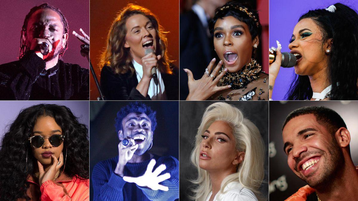 Así reaccionaron los artistas a sus nominaciones en los Grammys