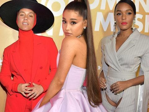 Los mejores momentos del evento Billboard Women In Music.