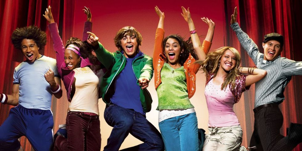High School Musical ya esta disponible en la plataforma Netflix