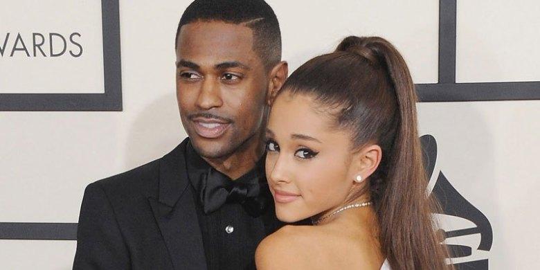 Ariana Grande y su ex Big Sean fueron vistos juntos en Los Ángeles