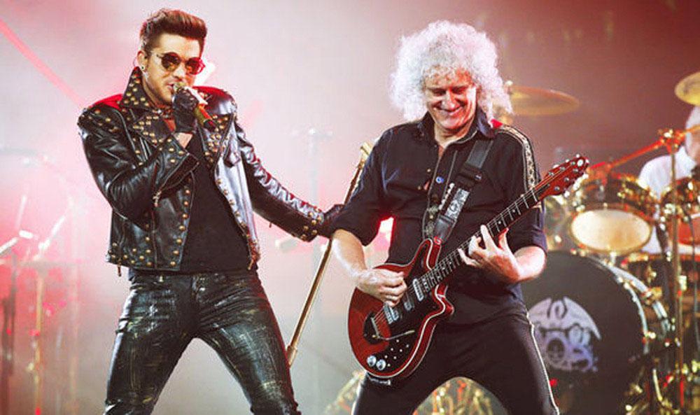 ¡Queen y Adam Lambert se presentaran en el escenario de los Oscar!