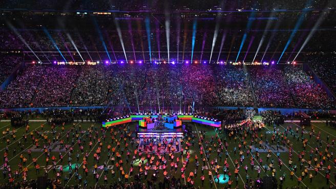 Los 10 shows de medio tiempo más memorables del Super Bowl