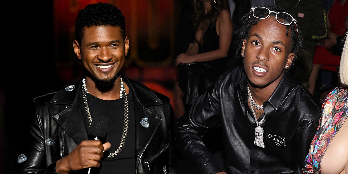 A Usher y Rich the Kid, les arrebataron cosas valiosas en su estudio