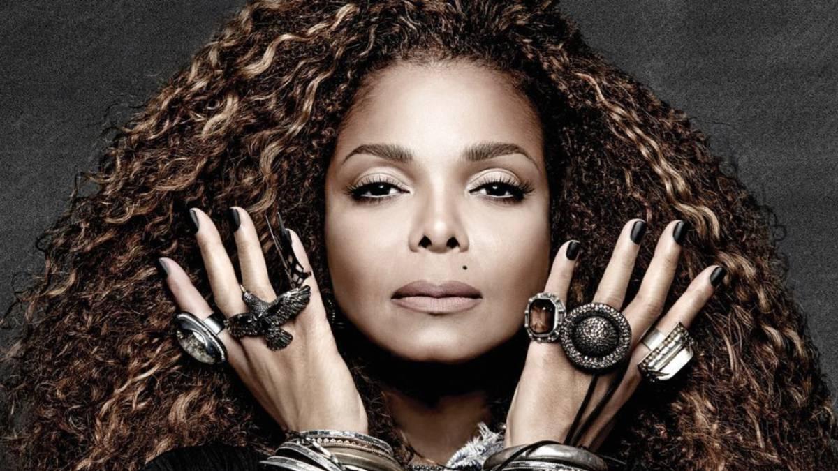 Janet Jackson 'edita' póster de Glastonbury Festival para poner su nombre de primero