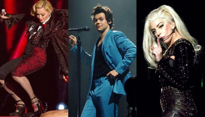 10 Memorables caídas en el escenario de nuestros cantantes favoritos