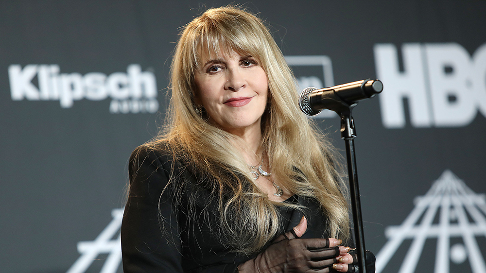 Stevie Nicks confunde One Direction con 'NSYNC