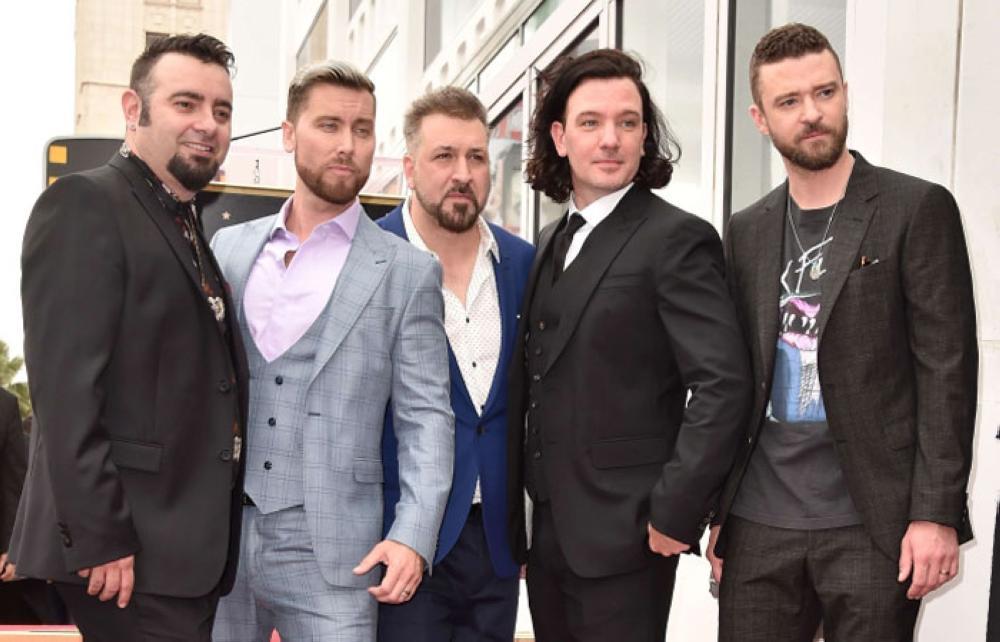 *NSYNC podría regresar al espectáculo sin Justin Timberlake