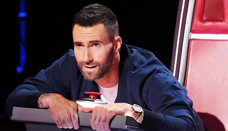 Adam Levine es despedido de The Voice por su 'actitud apática'