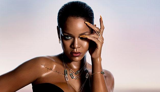 Rihanna es la artista musical con más dinero en el mundo, según Forbes