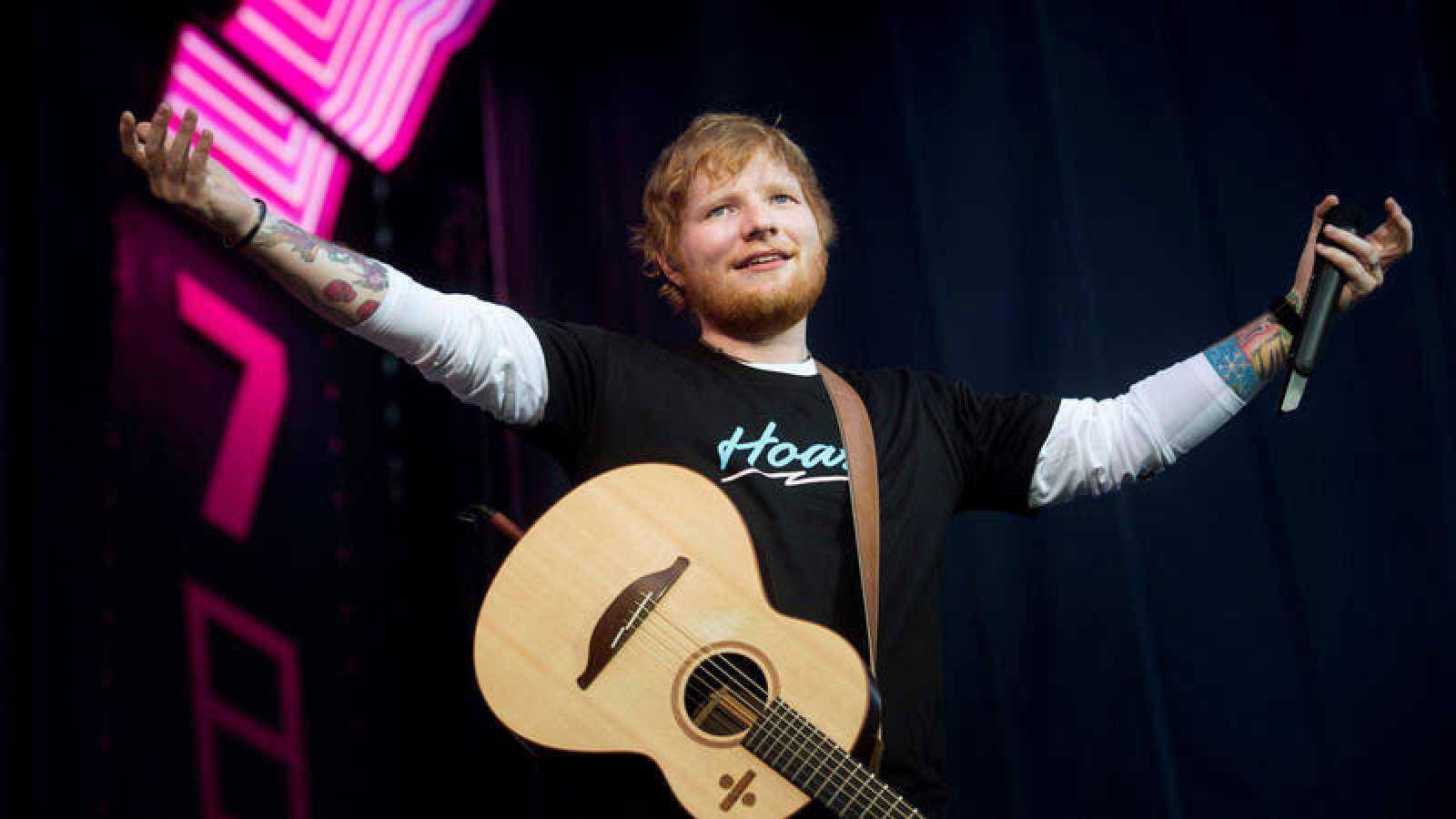Ed Sheeran colaborará con todos estos artistas en su nuevo álbum