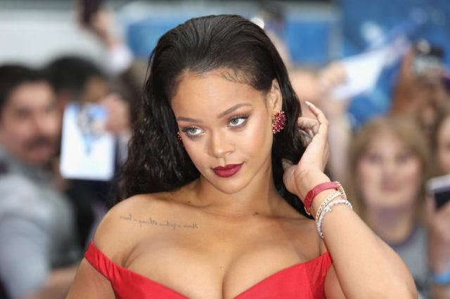 Rihanna sorprende con nuevas fotos de SAVAGE X Fenty