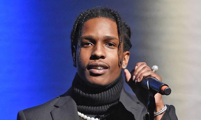 A$AP Rocky será juzgado por cargos de agresión en Suecia
