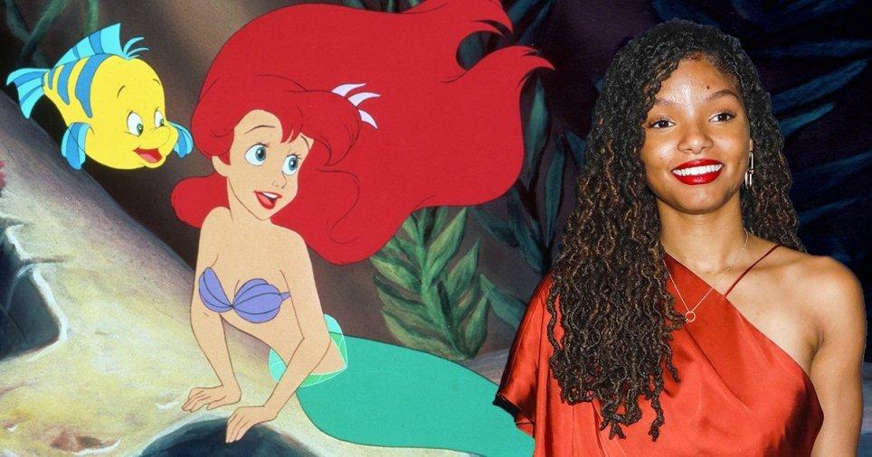 Disney responde a las personas que critican a la nueva Sirenita