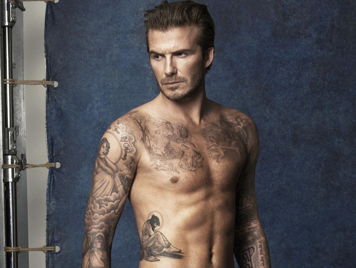 Crean un queso con las bacterias de los pies de David Beckham