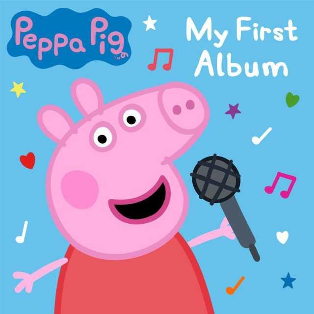 Peppa Pig podría ganar un Grammy antes que muchos artistas de renombre