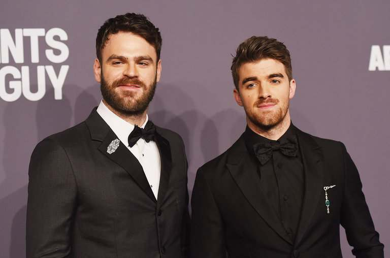 Los DJ más pagados por Forbes (The Chainsmokers superan a Calvin Harris)