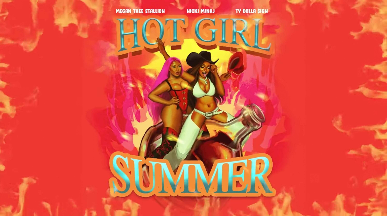 El trailer del video de «Hot Girl Summer» ya está aquí y promete
