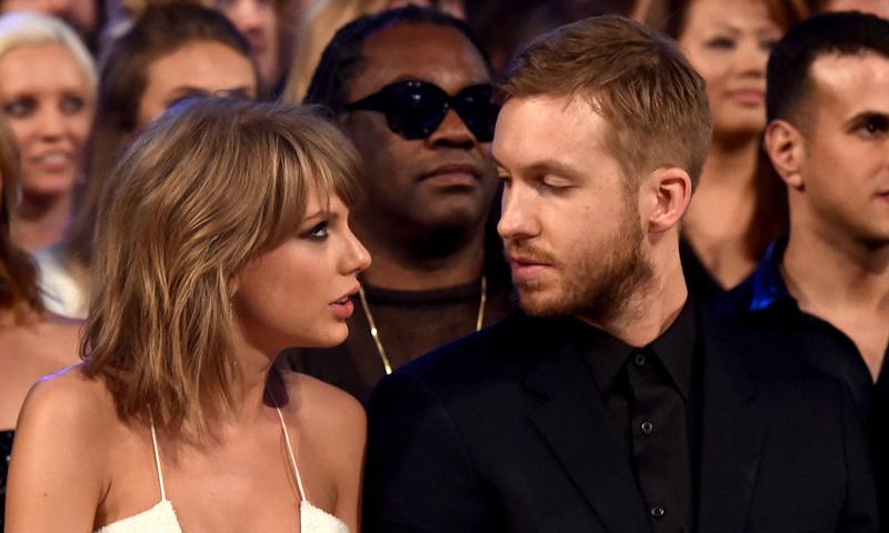 Taylor Swift dedica una canción de su nuevo álbum 'Lover' a Calvin Harris