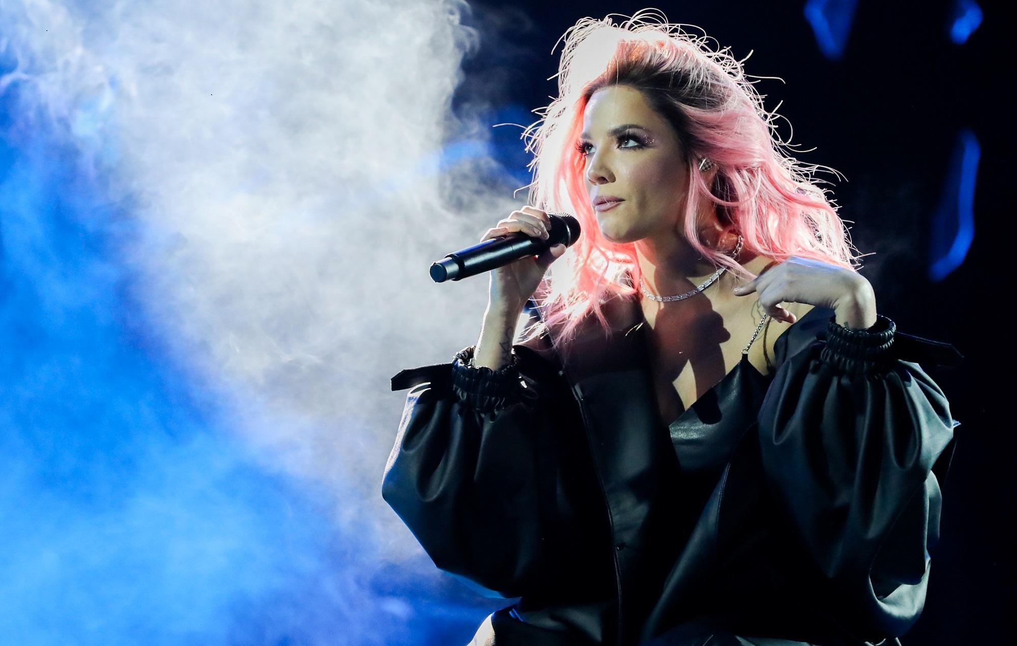 Halsey revela cual fue su reacción luego de ser 'ignorada' en los Grammy 2020