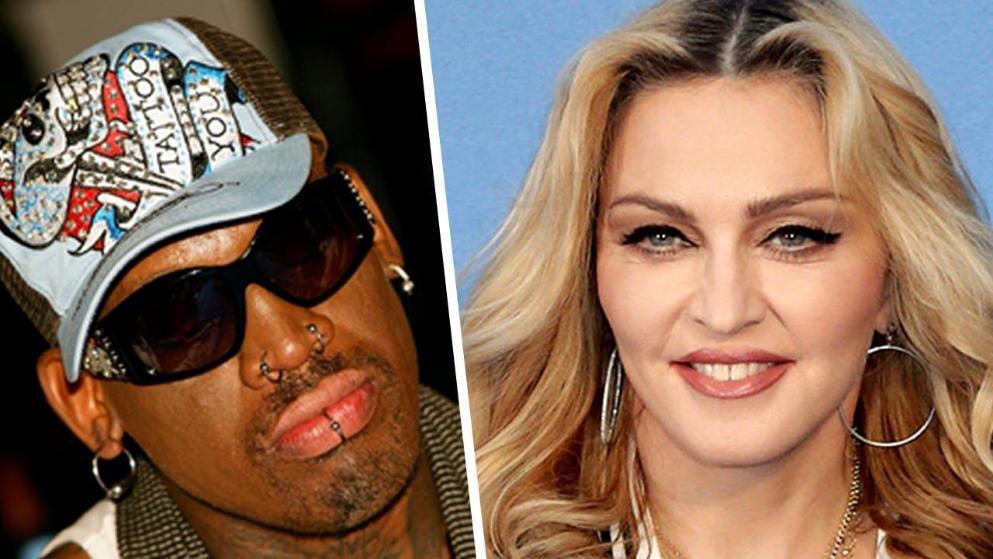 Ex-jugador de la NBA reveló que Madonna le ofreció 20 millones de dolares para que la embarazara