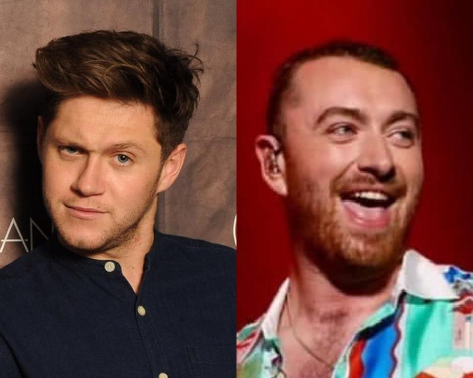 Niall Horan mandó a la friendzone o 'zona de amigos' a Sam Smith