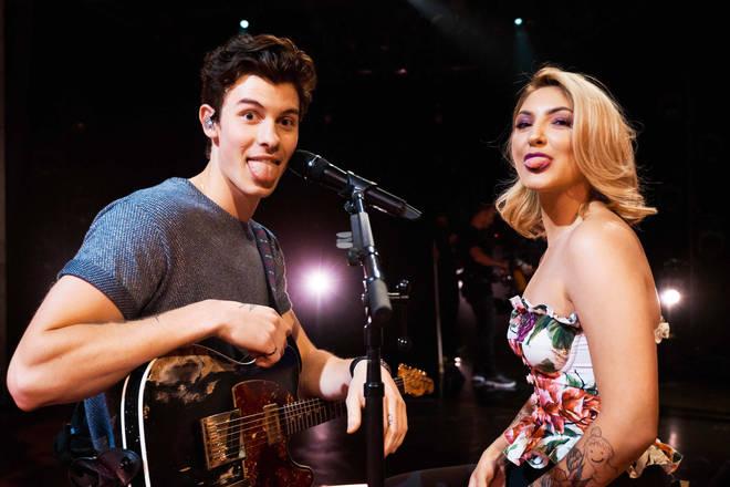 Shawn Mendes ha registrado una nueva canción co-escrita con Julia Michaels