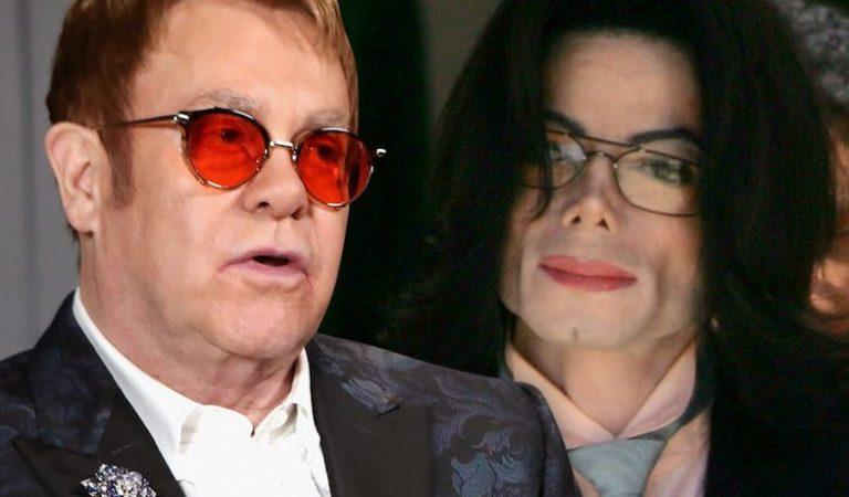 Elton John sobre Michael Jackson: 'era una persona enferma mental y perturbadora'