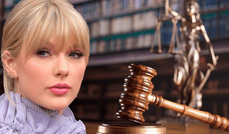 Taylor Swift irá a un juzgado de nuevo, pero en esta ocasión como demandada