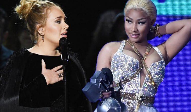 Nicki Minaj juega con sus fans y miente sobre colaborar con Adele 'era sarcasmo'