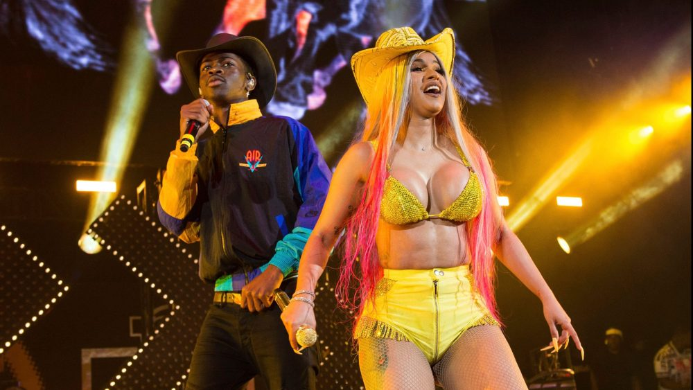 Lil Nas X y Cardi B enfrentan una demanda por infracción de derechos de autor