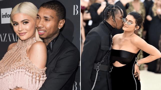 Kylie Jenner sale con su ex novio Tyga luego de terminar su relación con Travis Scott