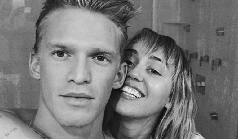 Cody Simpson se aprovecha de su relación con Miley Cyrus para volver a la música con 'Golden Thing'
