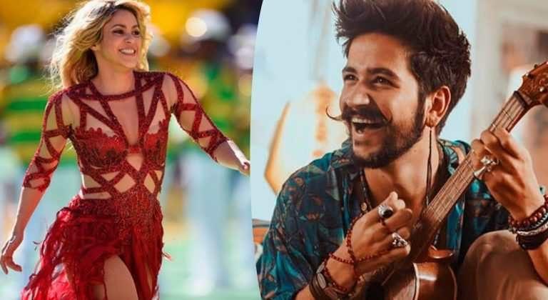 Shakira deja en shock a sus fans y a Camilo al revelar que 'Tutu' es su canción favorita