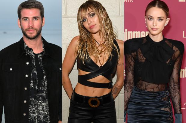Miley Cyrus toma la decisión de liberarse por completo de Liam hemsworth y Katlynn Carter