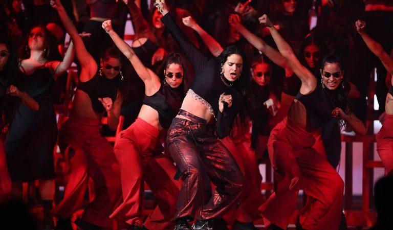 Rosalía y el 'Girl Power' se apoderaron de los MTV EMA's 2019
