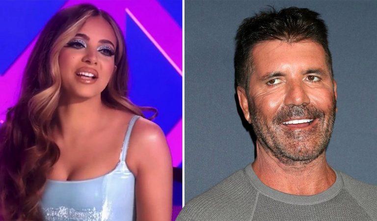 Jade Thirlwall se burla de Simon Cowell en RuPaul's Drag Race 'Tiene te**a más grandes que yo'