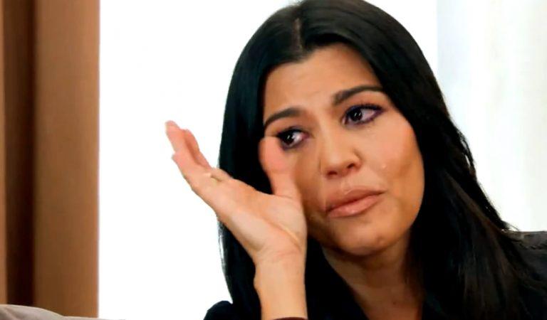 Kourtney Kardashian anunció que abandonará Keeping Up With The Kardashians